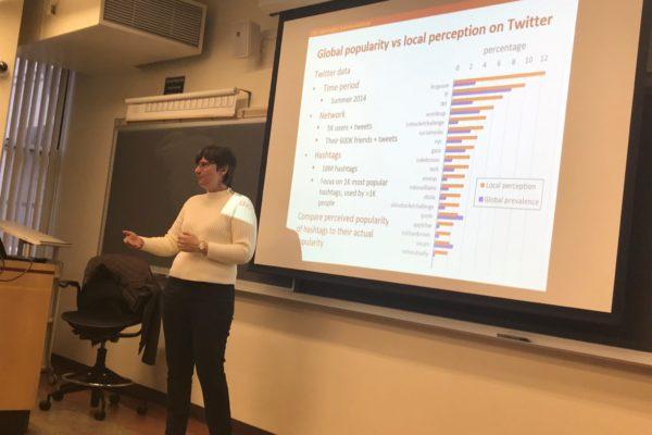 Kristina popularity twitter