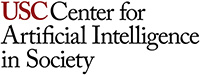 USC Center for Artificial Intelligence in Society